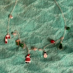 🎄Mixit Christmas Holiday Necklace